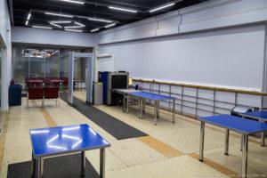 Аэропорт Ижевск зона досмотра