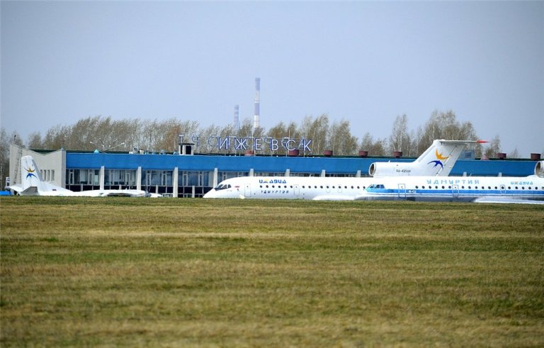 аэропорт Ижевск