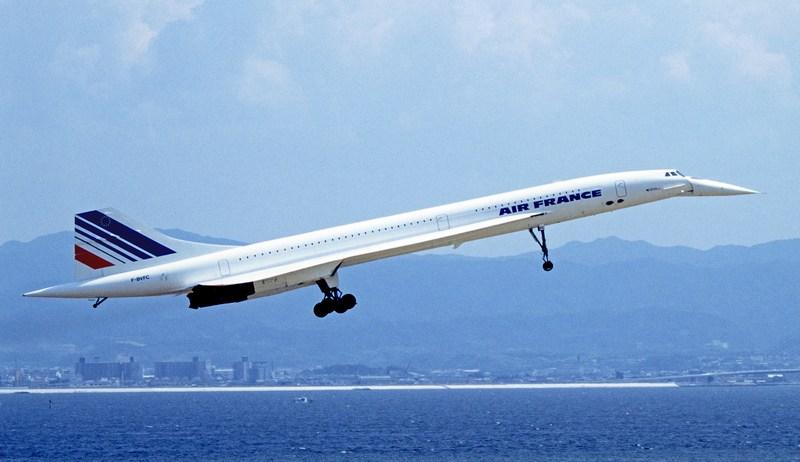 Concorde  инновации