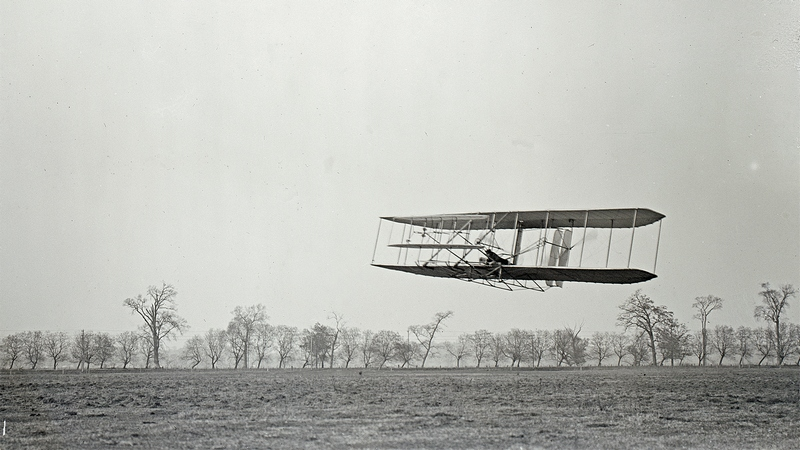Первый полёт братьев Райт